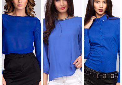 Блузки — всегда модно!