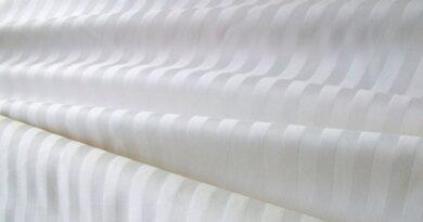 Страйп сатин — что это за ткань